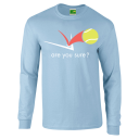 Classic Long Sleeve (Light Blue)