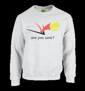Classic Sweatshirt (Rain Delay Gray)