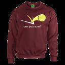 Classic Sweatshirt - Maroon