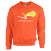 Class Sweatshirt - Orange