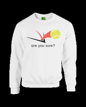 Classic Sweatshirt - White