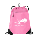 Cinch Pack - Passing Shot Pink
