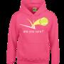 Hoodie - (Pink)