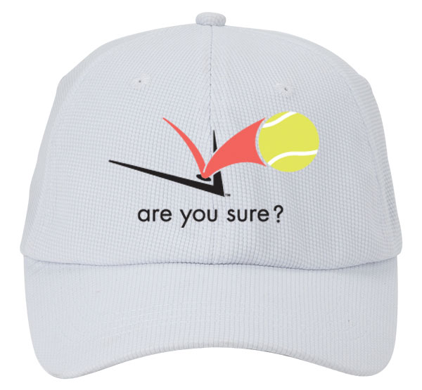 Original Small Fit Performance Cap - White