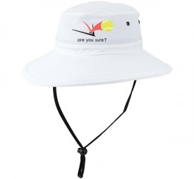 Spectator Hat - White